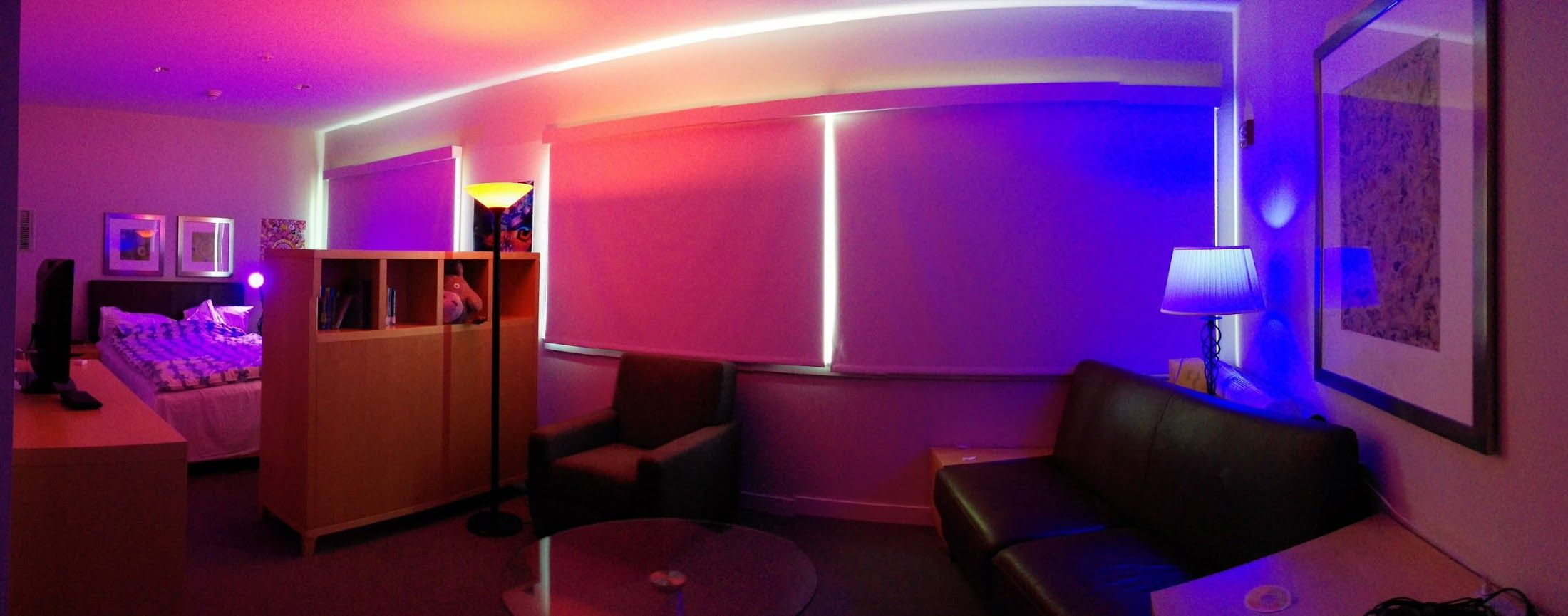 10+ Best Philips Hue Living Room