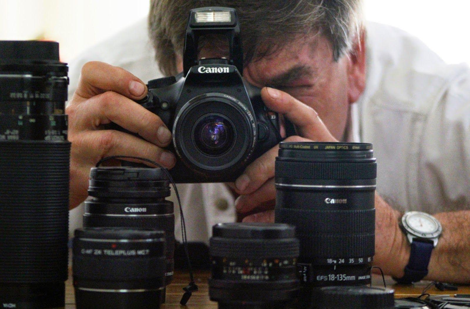 ZOOM FOTOGRÁFICO : ¿Está usted recién comenzando en la fotografía?