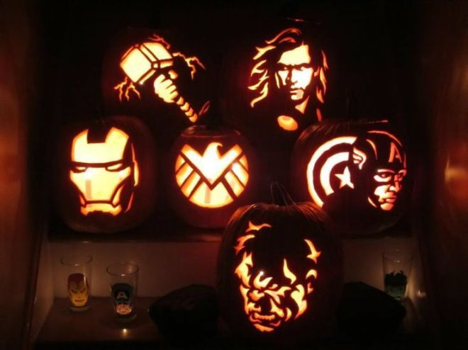 Pumpkin Carving Patterns and Stencils Zombie Pumpkins! Galleries #pumpkincarvingstencils