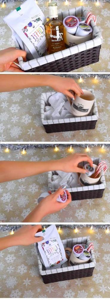 Boyfriend Gift Basket #boyfriendgiftbasket