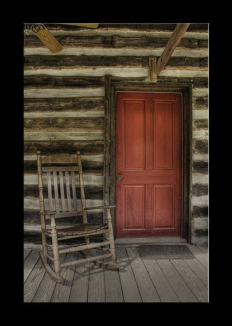 Old Log Cabin On The Natchez Trace Parkway, Mississippi   Credit: LarryHB