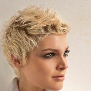 Cheveux courts Spicy Vanille de Franck Provost Cheveux