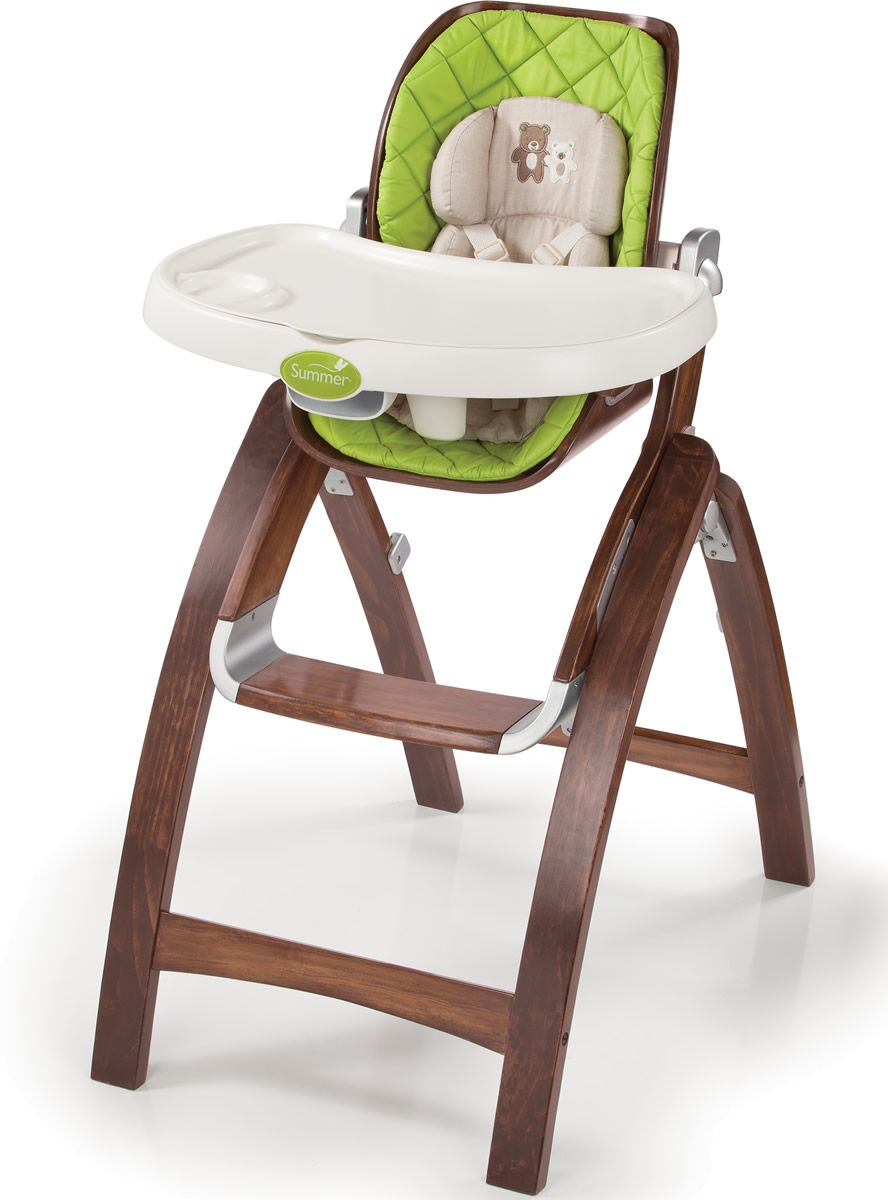 Summer Infant Bentwood High Chair Baby High Chair Best High Chairs High Chair