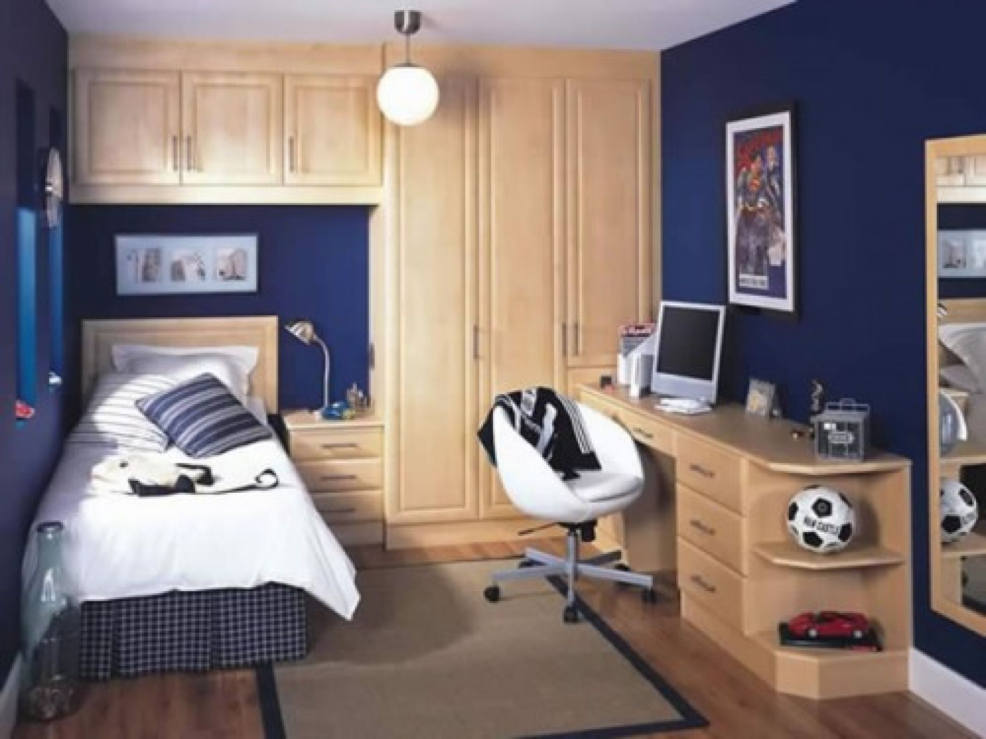 Bedroom Furniture For Small Bedrooms photo | design bed ...