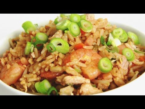 How to make special fried rice video recipe food drink how to make special fried rice video recipe ccuart Image collections