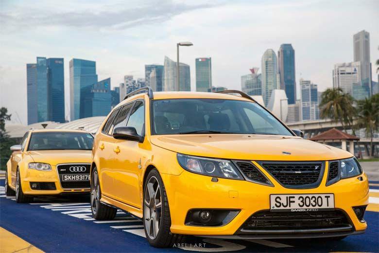 Saab Vs Audi Wagons Forever Https Www Saabplanet