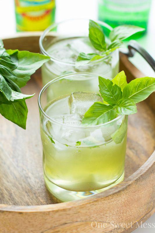 basil ginger gin fizz rezept essen und trinken essen. Black Bedroom Furniture Sets. Home Design Ideas
