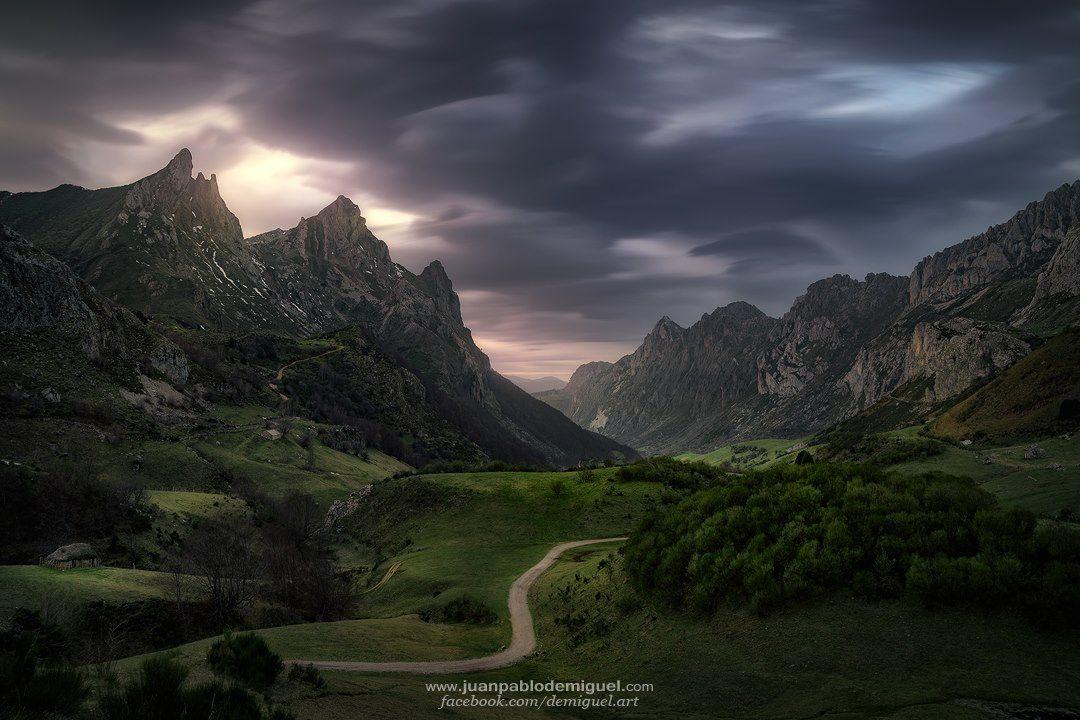 Valle de Lago V by Juan Pablo de Miguel - Photo 132290589 - 500px