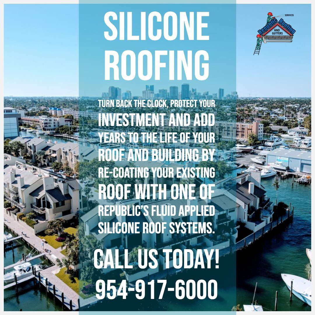 Silicone Roofing In 2020 Roofing Roofing Services Roofing Systems