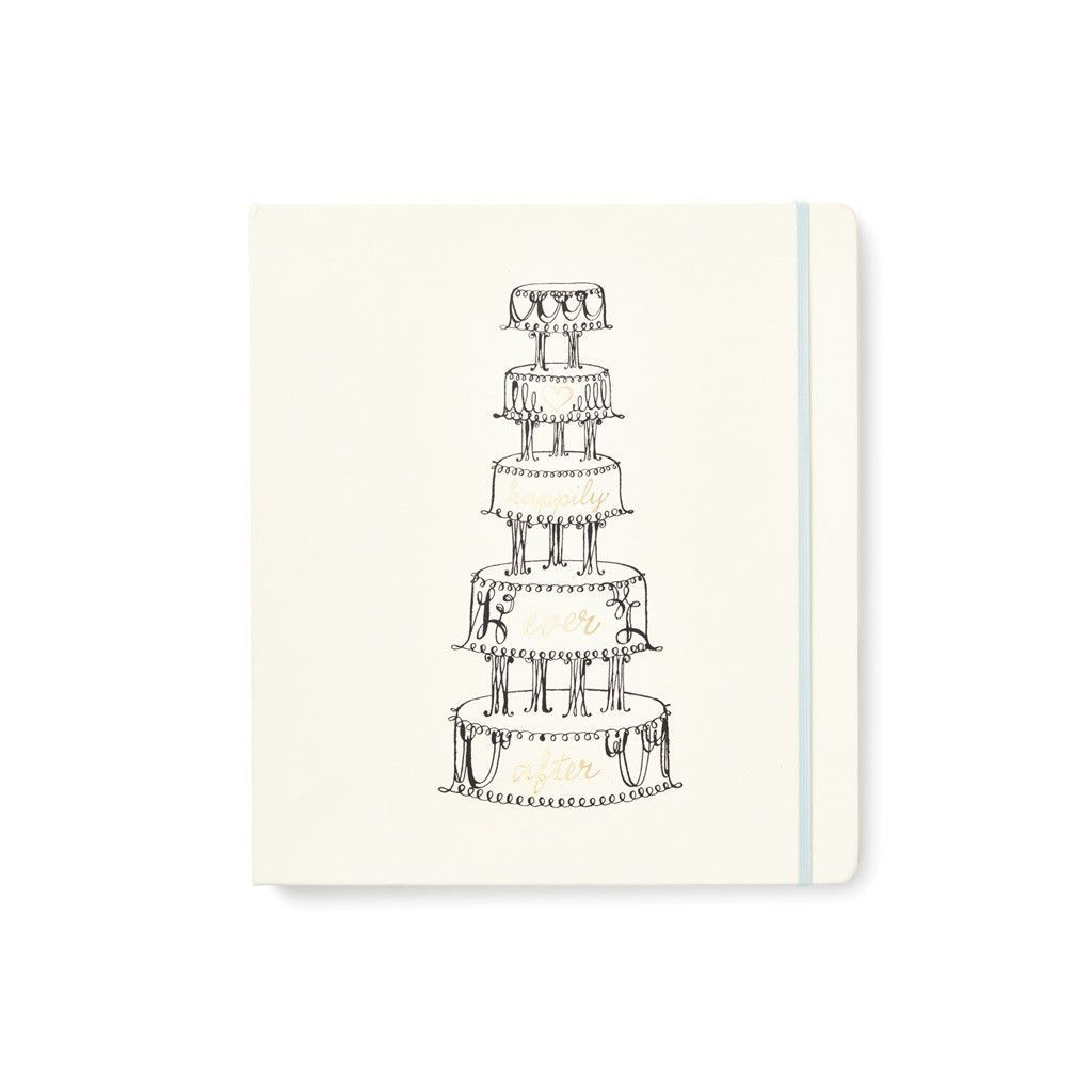 Kate Spade New York Bridal Planner- Happily Ever After