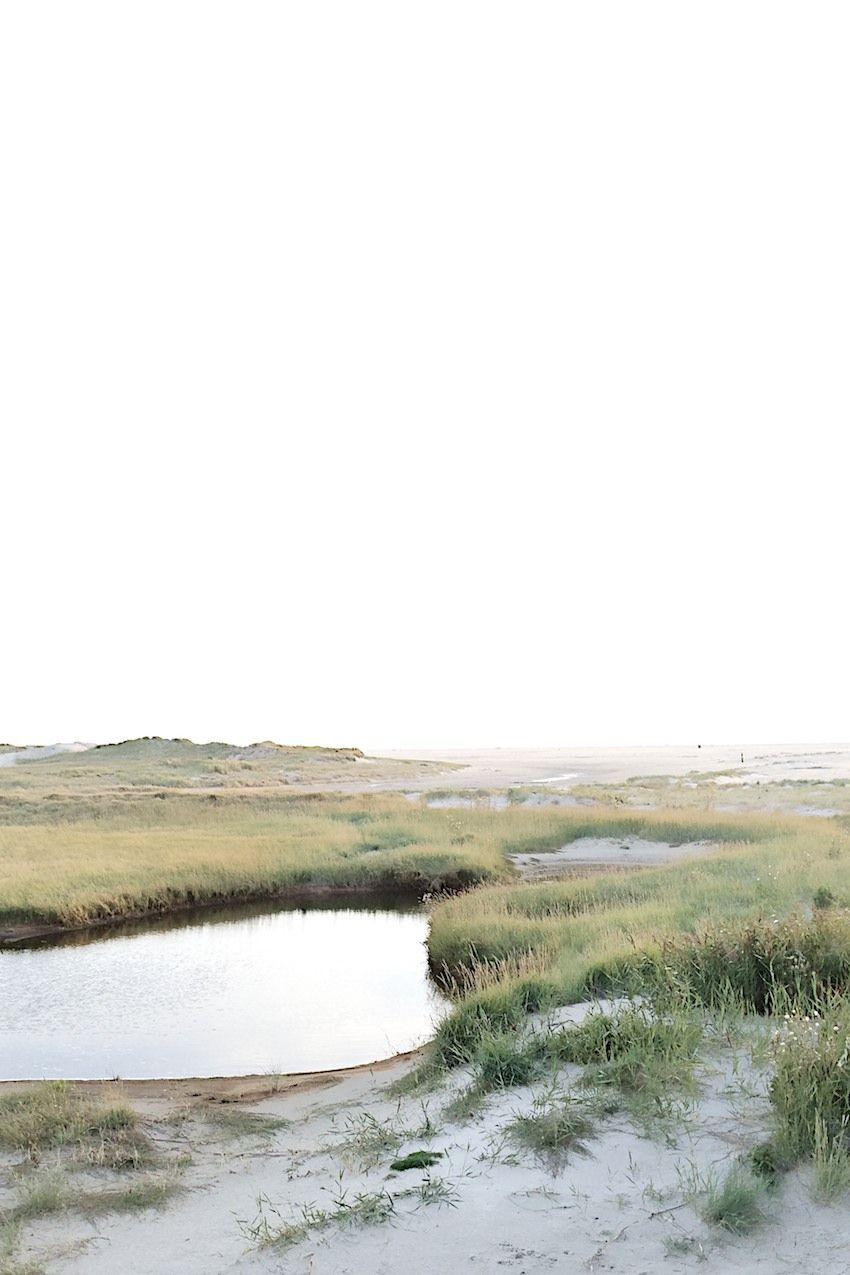 North Sea Germany Sankt Peter Ording Nature Wonders Of The World Landscape