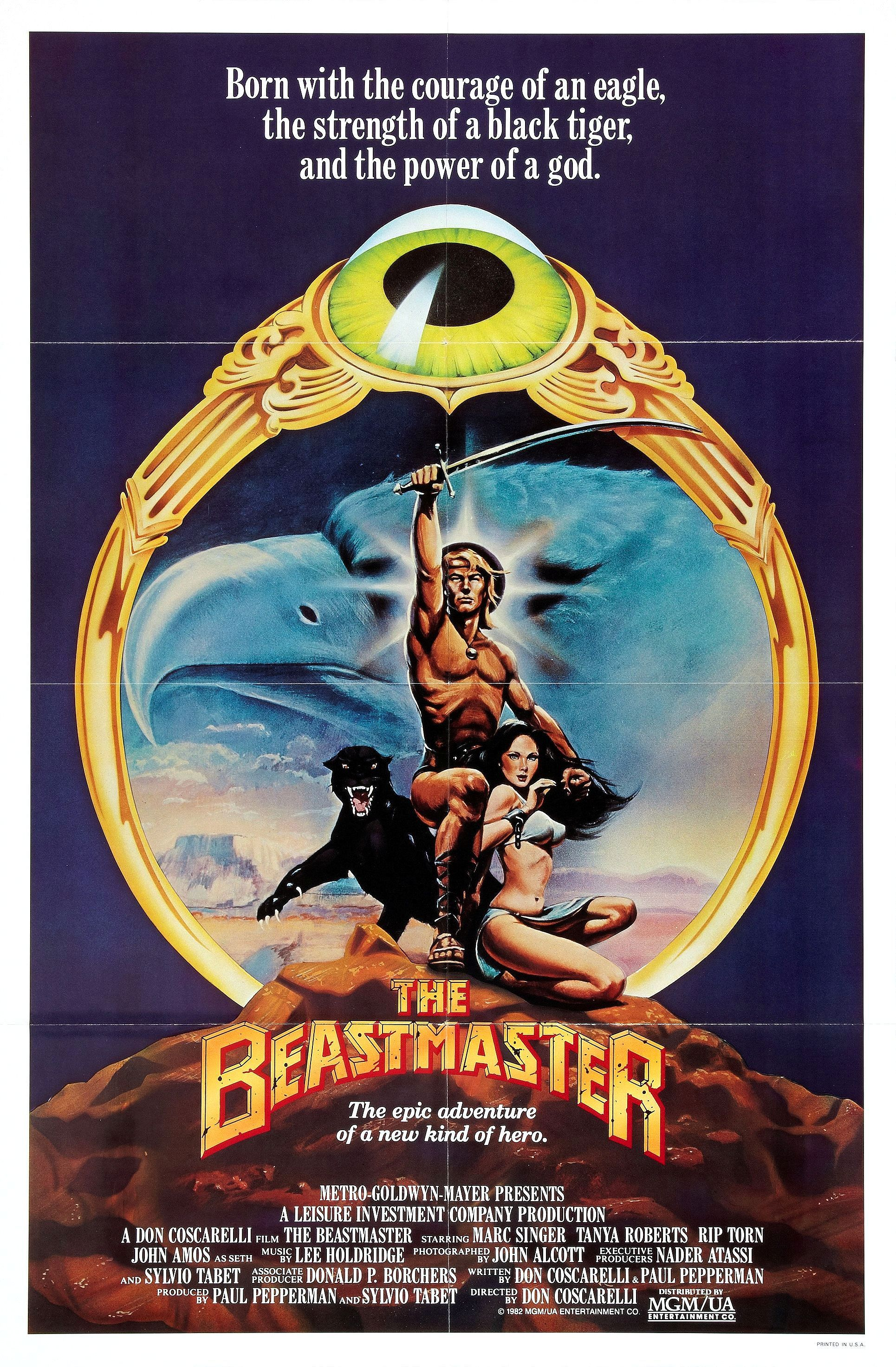 Watch The Beastmaster Full-Movie Streaming