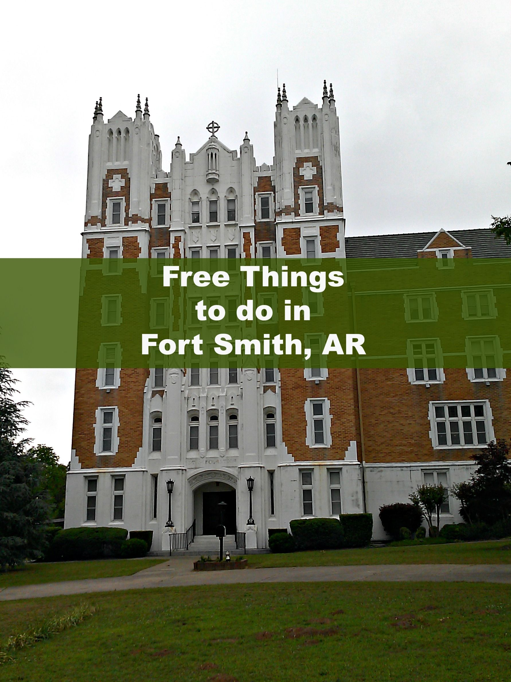 free things to do in fort smith arkansas pinteres