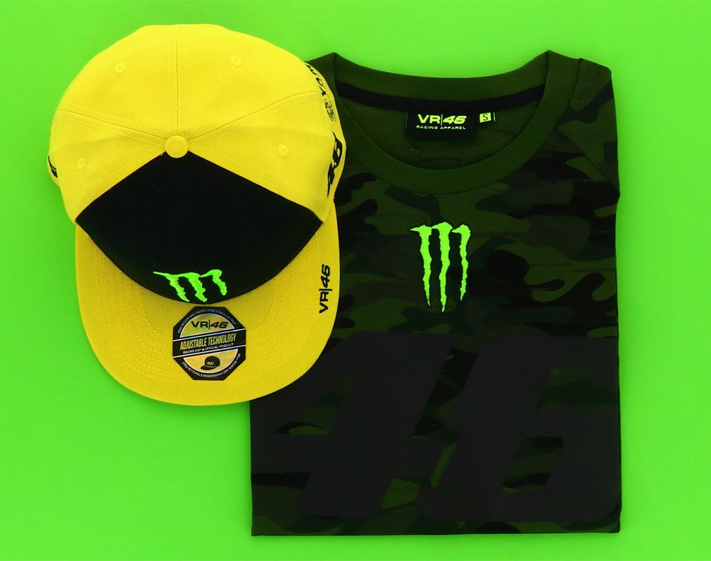 0f8d3bb33ef2 MIX & MATCH WITH THE #VR46 MONSTER ENERGY PRODUCTS! SHOP NOW ...