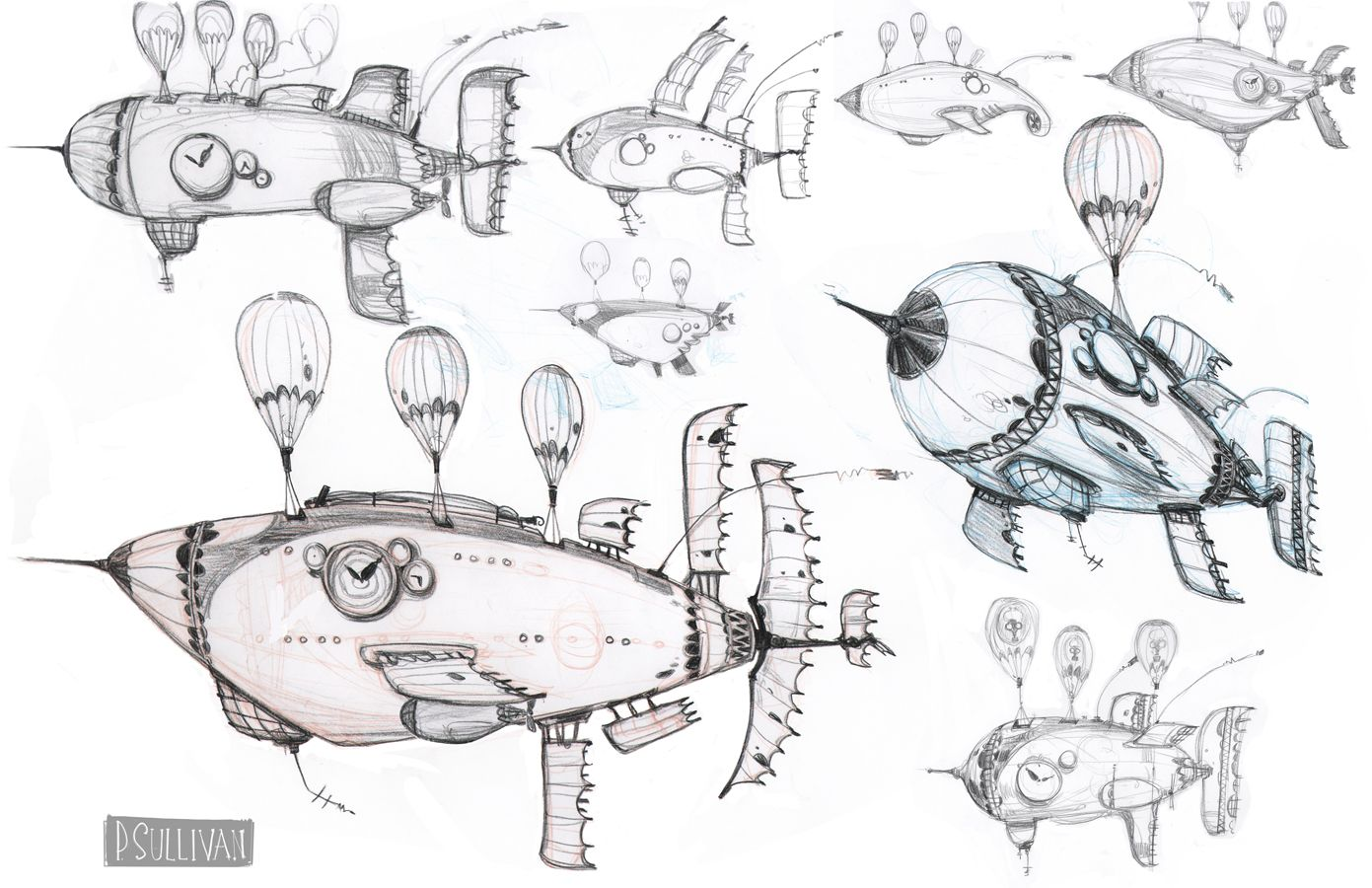 sly cooper concept art http pencilprimate blogspot com