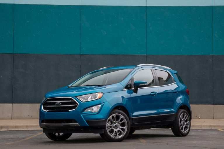 2018 Ford Ecosport Review Appealing On Some Counts Flawed On Many Ford Ecosport Ford New Cars