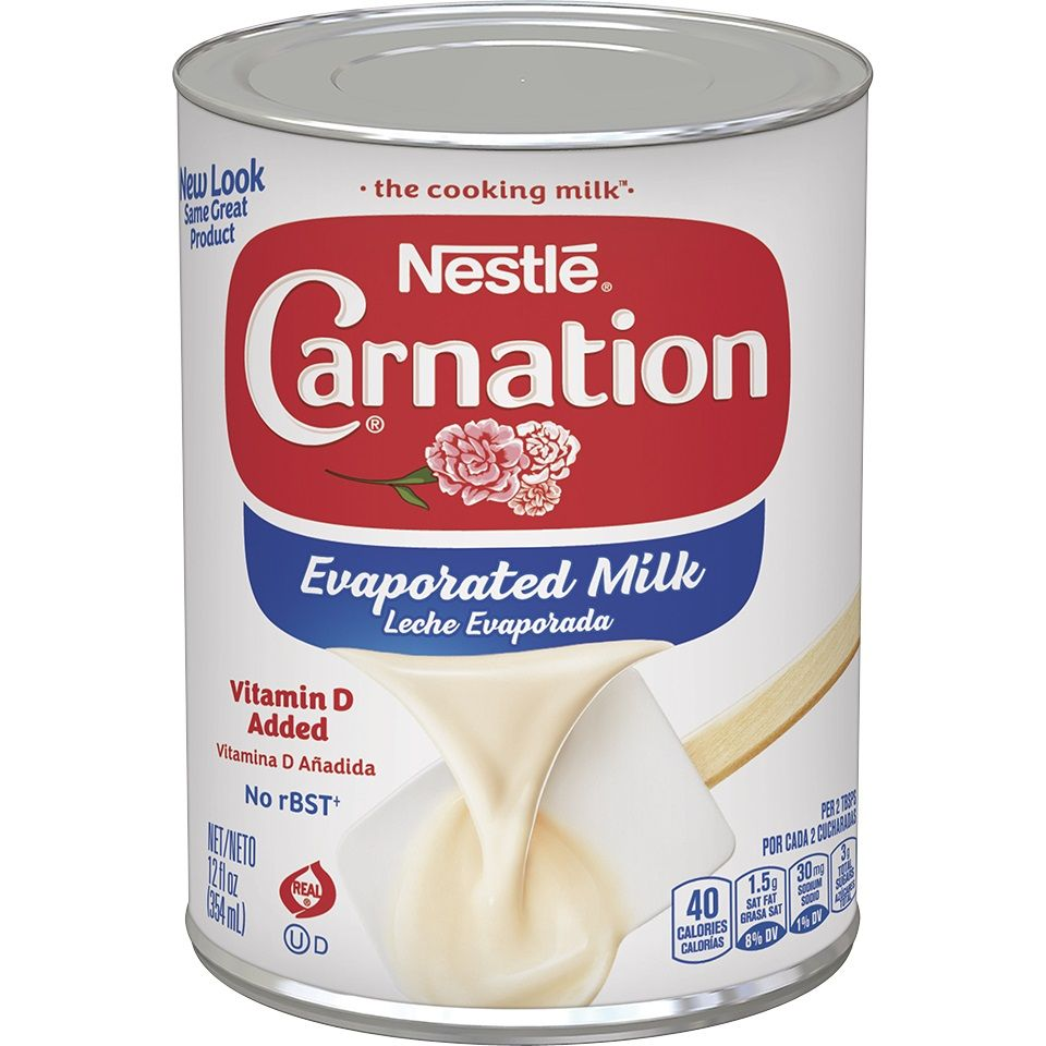 Whipped Carnation Evaporated Milk Topping Recipe In 2020 Evaporated Milk Carnations Food Recipes