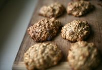 Dairy-Free Oatmeal Chocolate Chip Cookies Recipe - Dairy Free Oatmeal Cookies Recipe