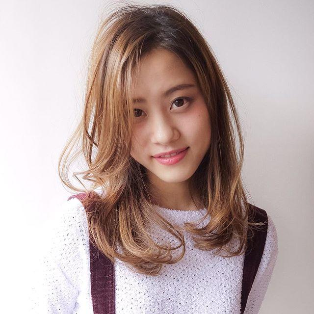 Hair make Yamagishi #hair#hairsalon#hairstylist#japan#tokyo#omotesando#instalike#like4like#fashion#beauty#morio#美容師#美容室#東京#ヘア#ヘアカラー#撮影#サロン#モデル#ヘアスタイル#写真#コスメ#メイク#モリオ#原宿