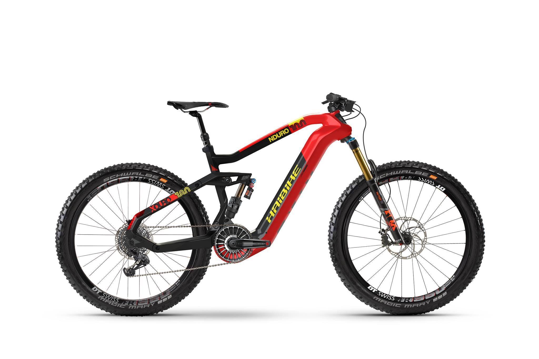 Haibike Flyon 2019 Eperformance System And Haibike Models E Bike