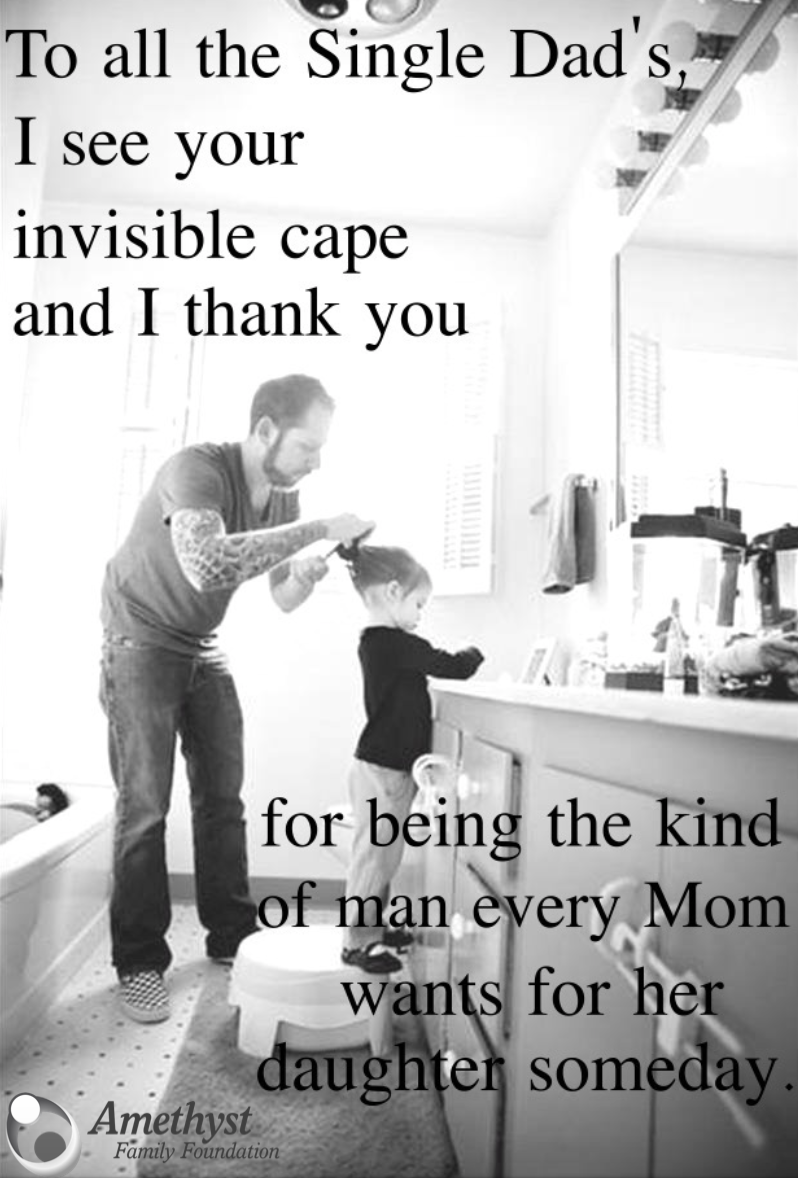 Single dad quotes and sayings