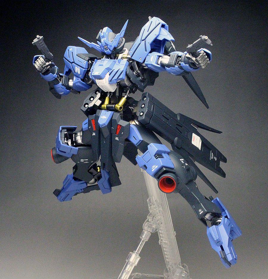 1/100 Full Mechanic Gundam Vidar Release Info (With
