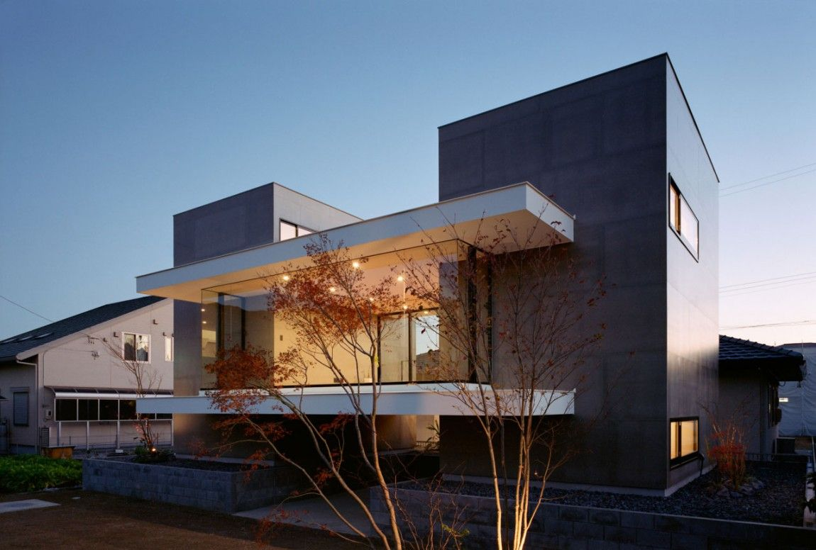 Outotunoie in Fujieda Japan by mA style Architects
