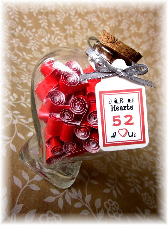 First Anniversary Gift For Him Part - 42: First Anniversary Gift For Him Or Her Notes In A By Rychei, $21.00