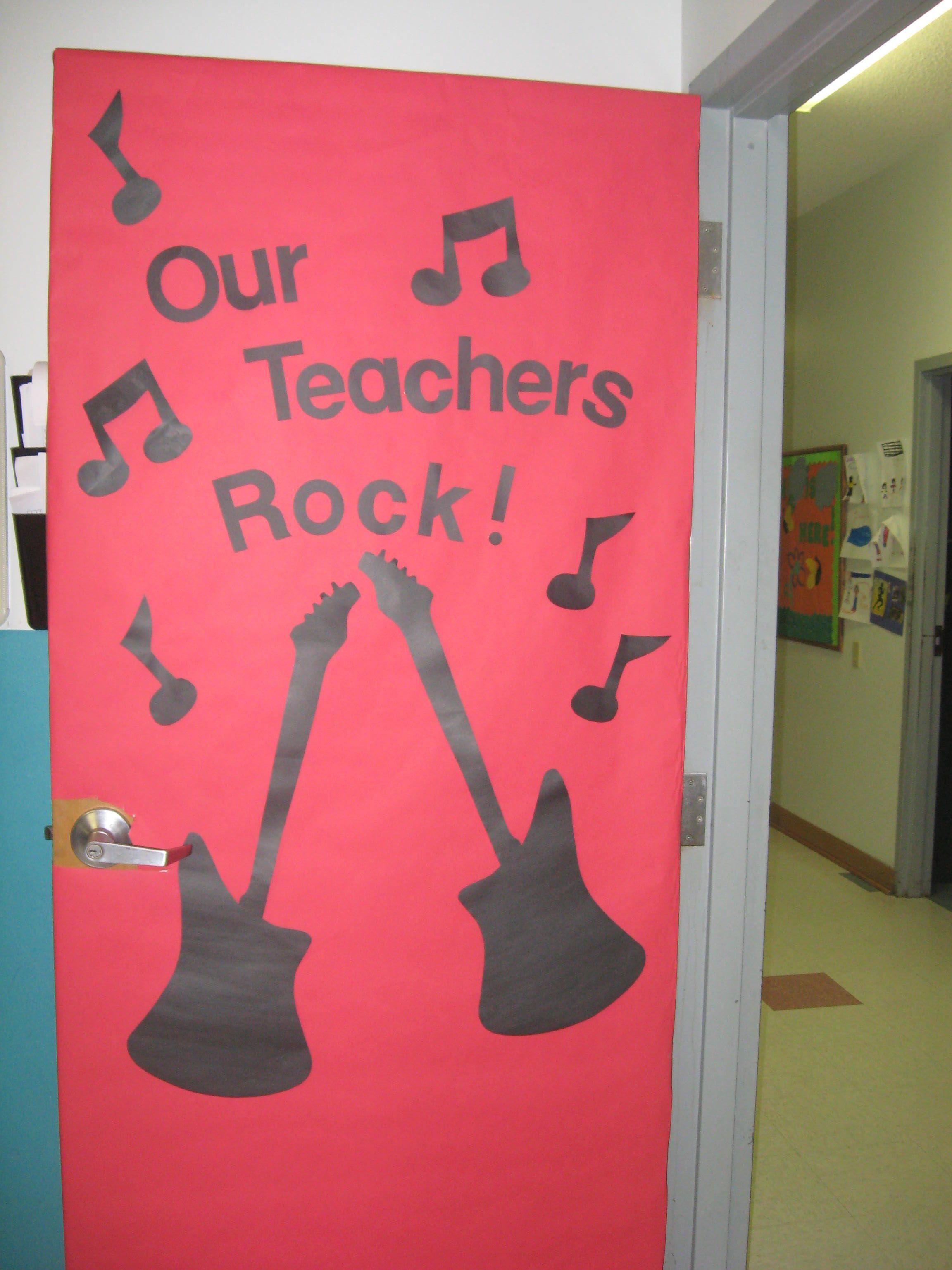 Door Cover For Teacher Appreciation Week Teacher Appreciation