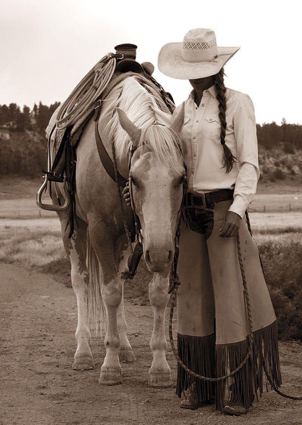 Hannah Ballantyne: A Creative Cowgirl's Life #cowboysandcowgirls