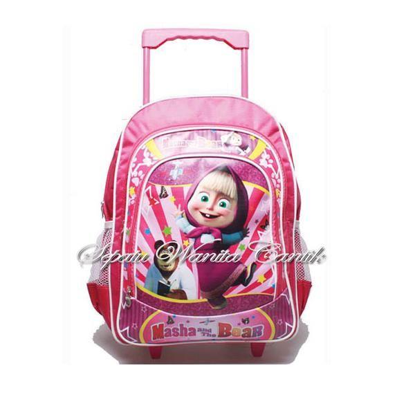 tas trolley anak sekolah terbaru murah perempuan 085697680786 brns 278