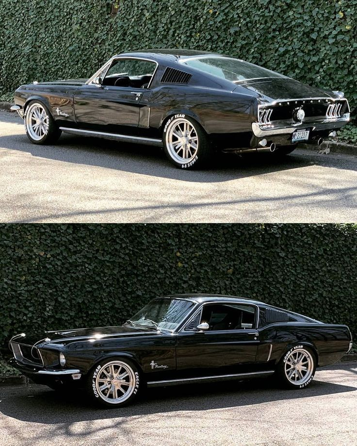 @ClassicsDaily   '68 Mustang Fastback _ @68memphismustang #mustang #fastback #am… – New Ideas