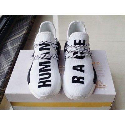 5d18709ac Adidas NMD Human Race Pharrell White Hot Sale Online