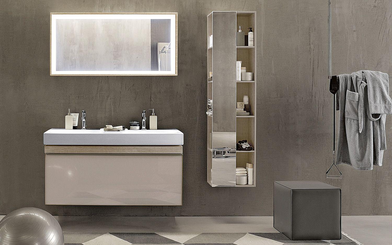 Collection Meubles Salle De Bains Citterio De Allia Espace - Meuble lavabo salle de bain allia
