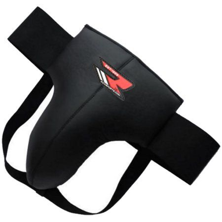 Pro Boxing Groin Guard Box Protector MMA Protective Gear Kick Boxing Martial Art