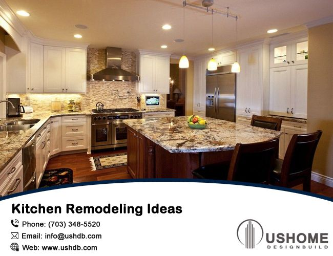 Take a look at these #kitchen #Remodeling ideas to get inspiration