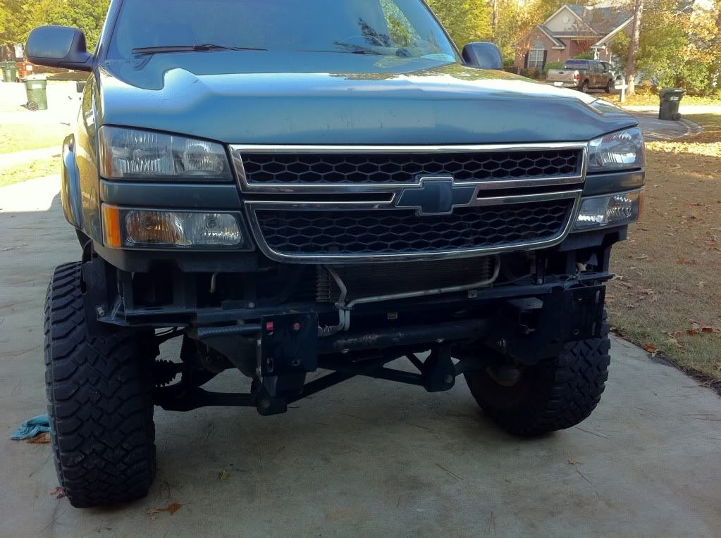 how to build a custom bumper
