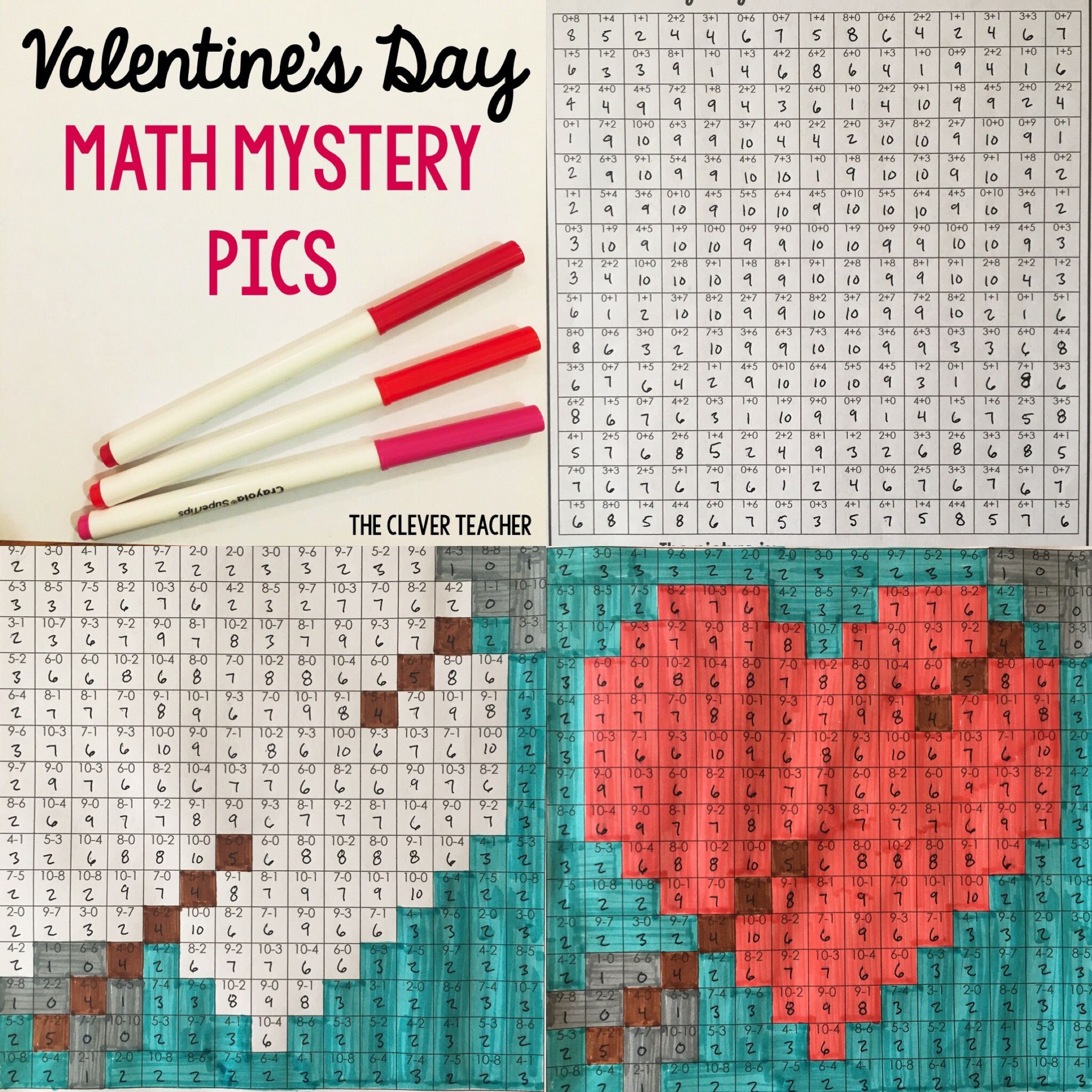 Mystery Pictures Valentine S Day