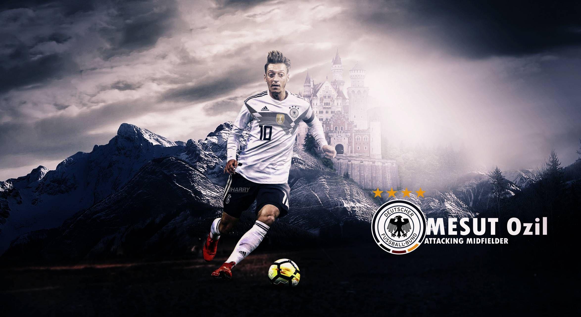 Download Mesut Ozil Wallpaper By Harrycool15