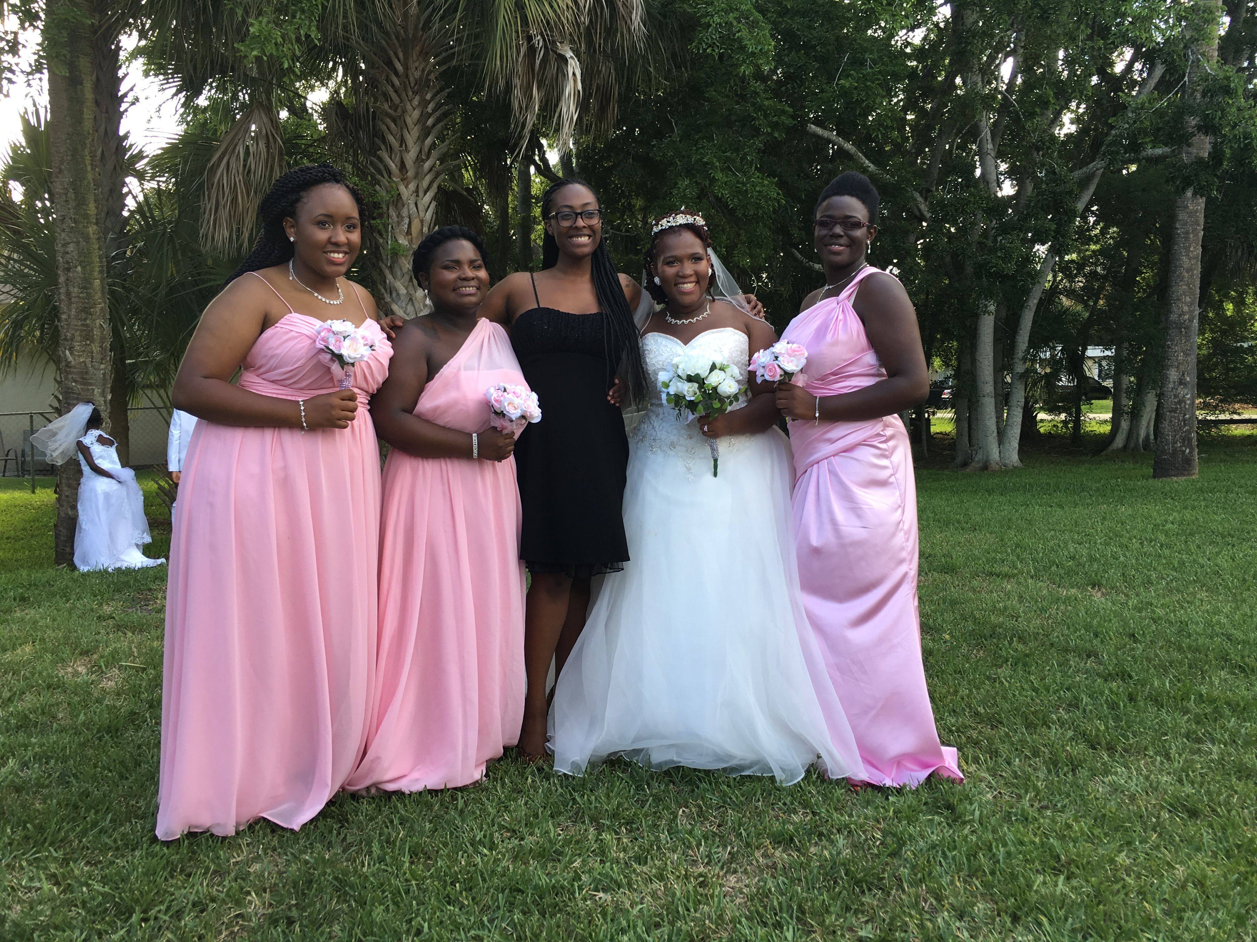 Brides High School Best Friends