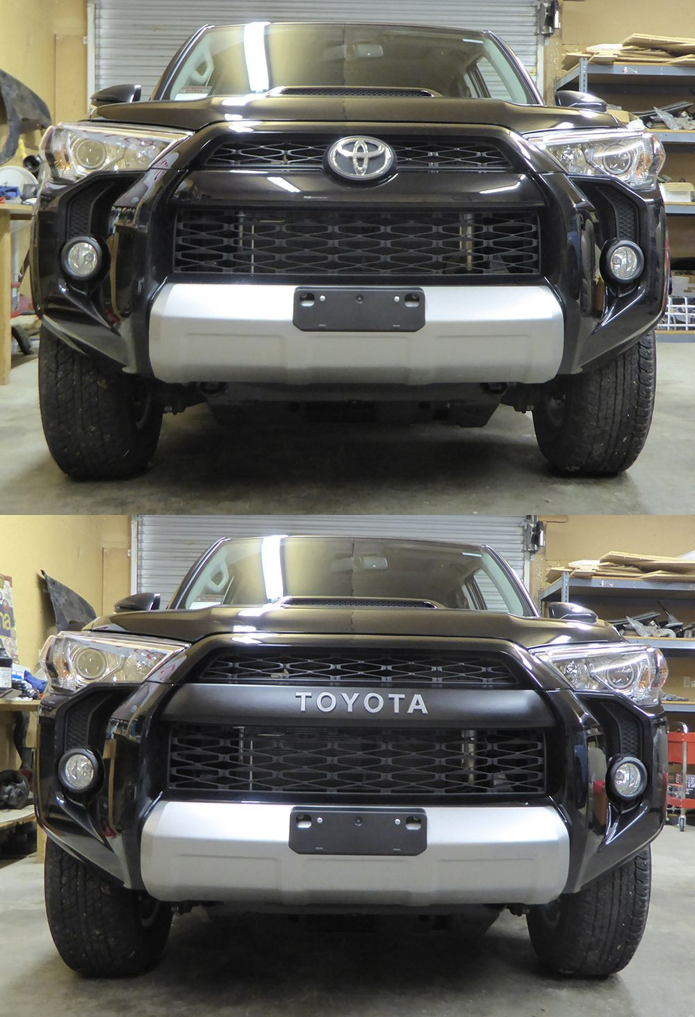 TRD Pro 4Runner Grill Swap Kit 5th Gen 4Runner