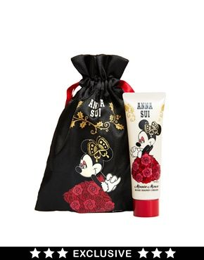 Anna Sui ASOS Exclusive Minnie Mouse Rose Hand Cream