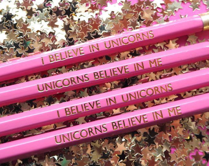 Unicorn Pencil Pack