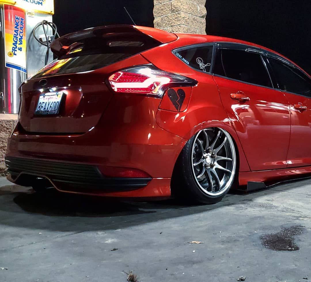 Tucked Tuesdays What Should I Do Next To This Thing Airliftperformance Workwheels Cr2p Bagged Focu Ford Focus St Ford Focus Ford Focus Rs