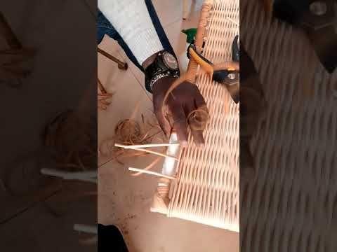 Rattan on wrought table weaving.. . @prilaga #woodland #woodart #pinterestphoto #rattanbasket #weldinghelmet #furniturebandung #furnituremurah #woodworker #wooden #pinterestideas #rattanbagbali #rattanbagmurah #stickwelding #furniturebali #prilaga #rattanchair #weldingrig #mypinterest #pinterestquotes #weldingart #furnituresurabaya #weldingporn #pinterestwedding