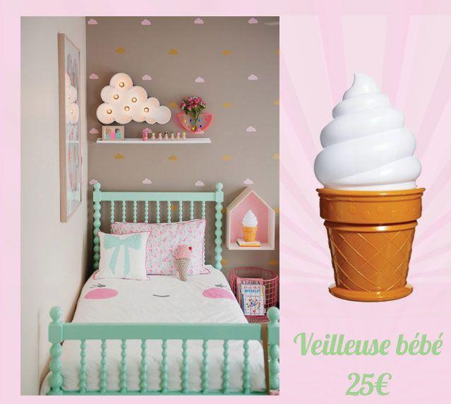 Veilleuse pour une chambre bebe vintage | Chambre Lou | Pinterest ...