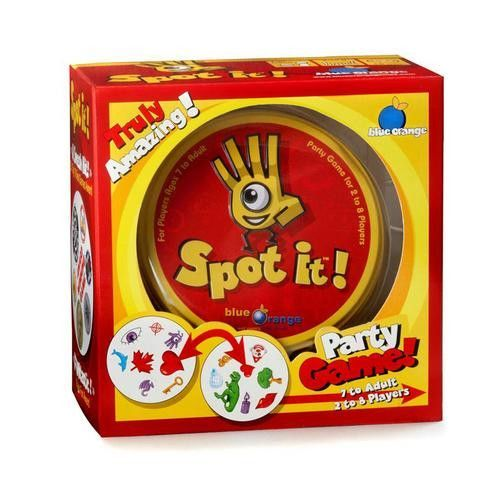 Spot it! Party Game!