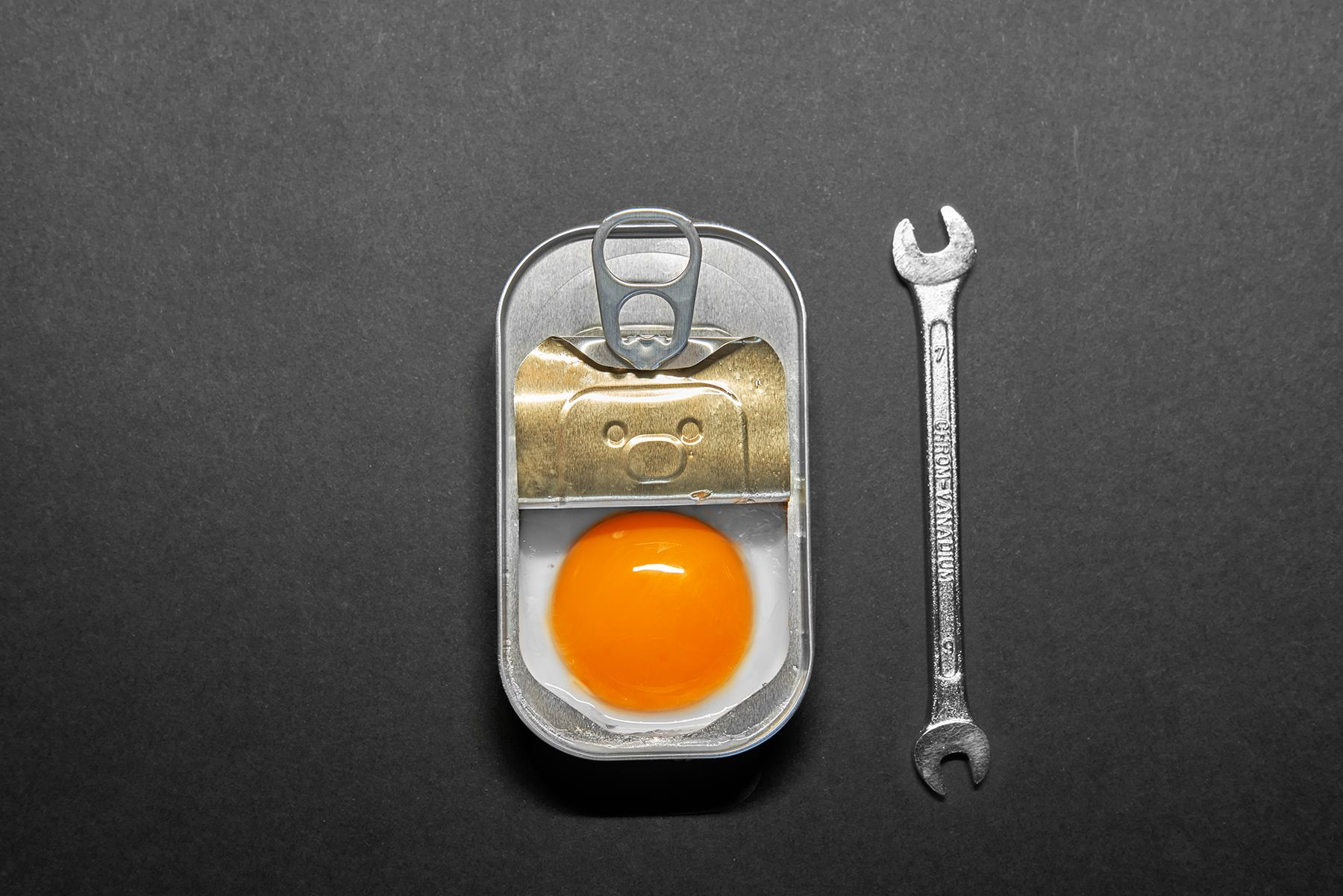 Huevos en conserva