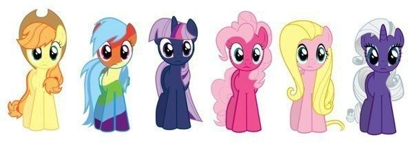 My Little Pony Generation 5 Concept Arts Just Something About Mlp