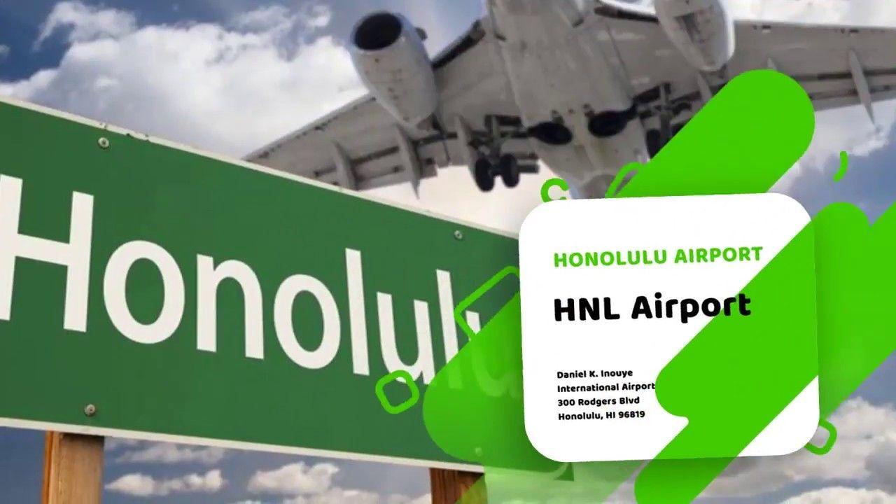 HNL Airport Honolulu Hawaii Oahu Honolulu hawaii, Oahu